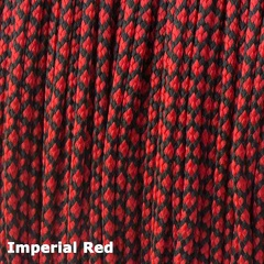 10 Imperial Red